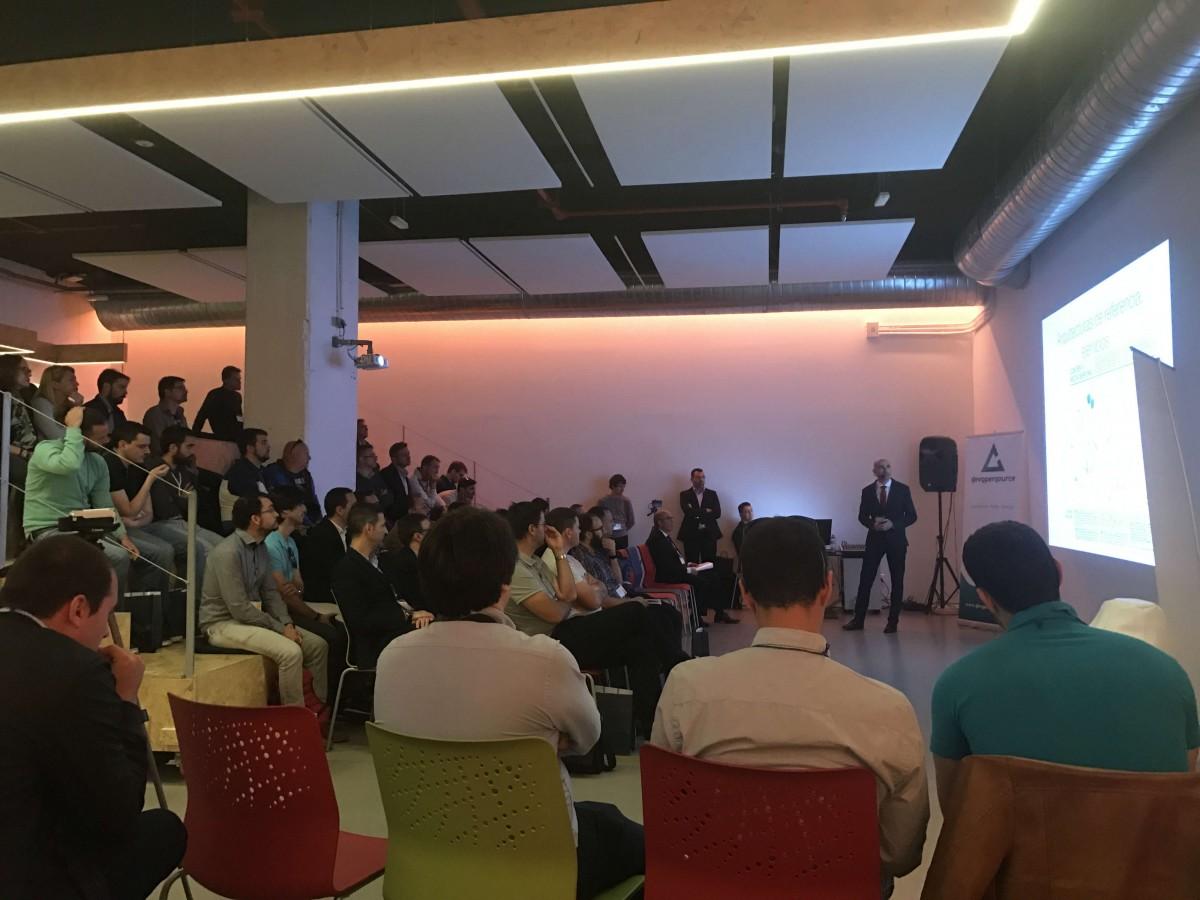 Primer evento de amazon web services