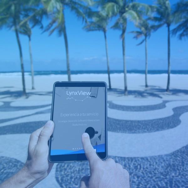 Playas inteligentes Smart City LynxView